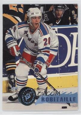 1995-96 Topps Stadium Club - [Base] #100 - Luc Robitaille