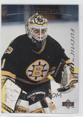 1995-96 Upper Deck - [Base] - Electric Ice #112 - Craig Billington