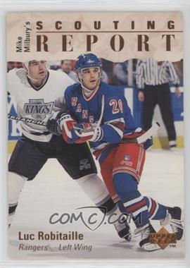 1995-96 Upper Deck - [Base] #244 - Luc Robitaille