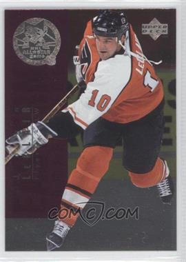1995-96 Upper Deck - NHL All-Star Game #AS14 - Paul Kariya, John LeClair