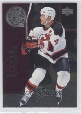 1995-96 Upper Deck - NHL All-Star Game #AS2 - Scott Stevens, Chris Chelios
