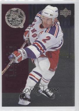 1995-96 Upper Deck - NHL All-Star Game #AS7 - Brian Leetch, Nicklas Lidstrom