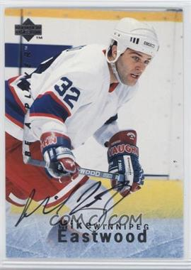 1995-96 Upper Deck Be a Player - [Base] - Autographs [Autographed] #S102 - Mike Eastwood