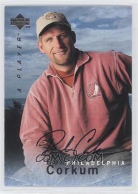 1995-96 Upper Deck Be a Player - [Base] - Autographs [Autographed] #S112 - Bob Corkum