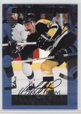 1995-96 Upper Deck Be a Player - [Base] - Autographs [Autographed] #S208 - Jozef Stumpel