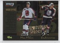 Ed Jovanovski, Mike Martin, Glenn Crawford, Derek Smith /249