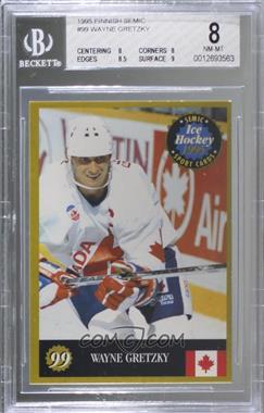 1995 Semic - [Base] #99 - Wayne Gretzky [BGS8NM‑MT]