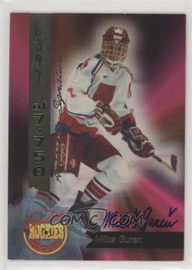 1995 Signature Rookies - [Base] - Signatures [Autographed] #56 - Milos Guren /7750 [Noted]