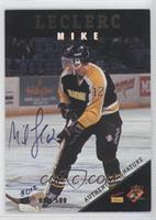 Mike Leclerc #/4,500