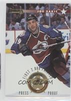 Joe Sakic #/2,000