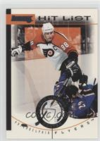 Eric Lindros (Promo Back)