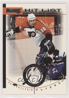 Eric Lindros (Promo Back) [EX to NM]