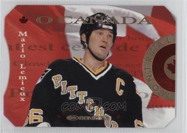 1996-97 Donruss Canadian Ice - O Canada #13 - Mario Lemieux /2000