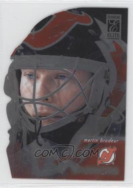 1996-97 Donruss Elite - Painted Warriors - Promo #8 - Martin Brodeur /2500