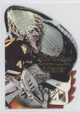 1996-97 Flair - Hot Gloves #6 - Patrick Lalime