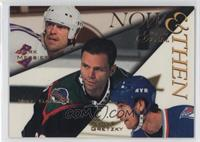 Mark Messier, Mike Gartner, Wayne Gretzky