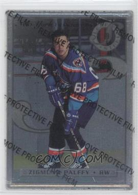 1996-97 Leaf Preferred - Steel #32 - Ziggy Palffy
