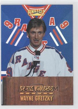 1996-97 Pinnacle - By the Numbers - Premium Stock #9 - Wayne Gretzky
