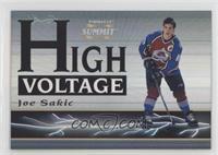 Joe Sakic #/1,500