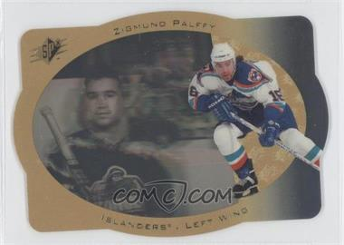 1996-97 SPx - [Base] - Gold #29 - Ziggy Palffy