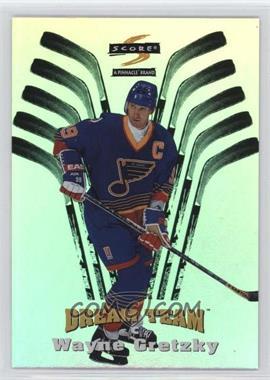 1996-97 Score - Dream Team #8 - Wayne Gretzky