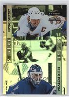 Felix Potvin, Wayne Gretzky