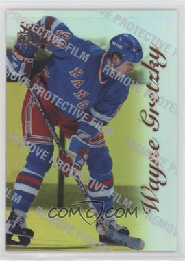 1996-97 Select Certified - [Base] - Mirror Gold #4 - Wayne Gretzky
