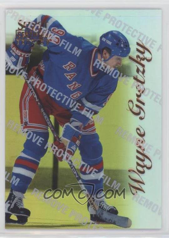 Hockey Cards From The 1990s