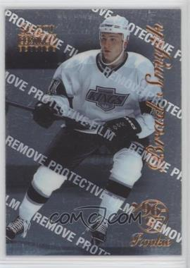 1996-97 Select Certified - [Base] #113 - Brad Smyth