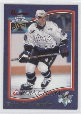 1997-98 Bowman CHL - [Base] #77 - Erik Norback