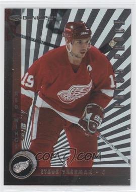 1997-98 Donruss - [Base] - Silver Press Proof #2 - Steve Yzerman /2000
