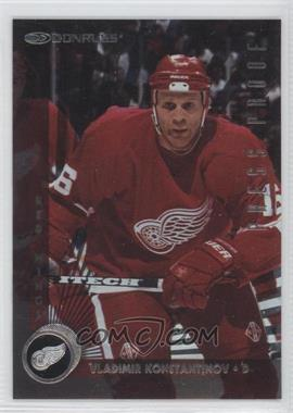 1997-98 Donruss - [Base] - Silver Press Proof #65 - Vladimir Konstantinov /2000