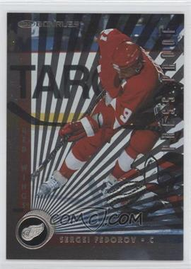 1997-98 Donruss - [Base] - Silver Press Proof #82 - Sergei Fedorov /2000