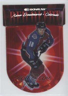 1997-98 Donruss - Red Alert #1 - Adam Deadmarsh /5000