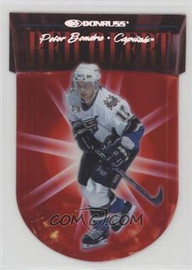 1997-98 Donruss - Red Alert #10 - Peter Bondra /5000