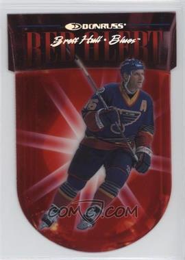 1997-98 Donruss - Red Alert #5 - Brett Hull /5000