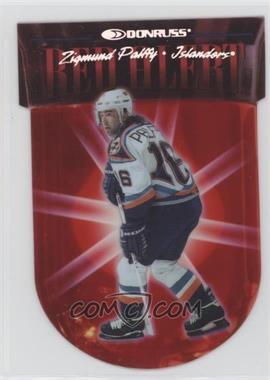 1997-98 Donruss - Red Alert #8 - Ziggy Palffy /5000