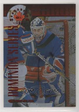 1997-98 Donruss Canadian Ice - [Base] - Dominion Series #107 - Mike Richter /150