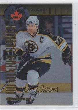 1997-98 Donruss Canadian Ice - [Base] - Dominion Series #11 - Ray Bourque /150