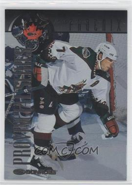 1997-98 Donruss Canadian Ice - [Base] - Provincial Series Player's Club #16 - Keith Tkachuk