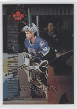 1997-98 Donruss Canadian Ice - [Base] - Provincial Series #1 - Patrick Roy /750