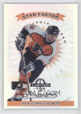 1997-98 Donruss Limited - [Base] - Limited Exposure #90 - John LeClair