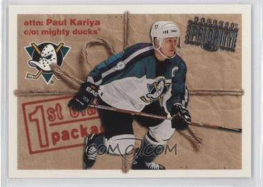 1997-98 Donruss Priority - [Base] #204 - Paul Kariya