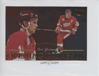 Steve Yzerman [EX to NM] #/1,000