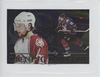 Peter Forsberg [Good to VG‑EX] #/1,000