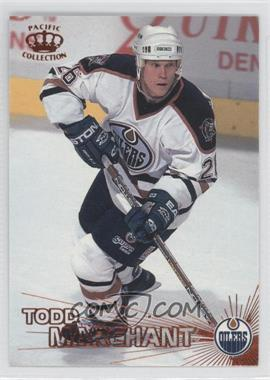 1997-98 Pacific Crown Collection - [Base] - Copper #320 - Todd Marchant