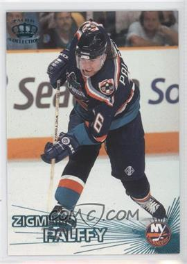 1997-98 Pacific Crown Collection - [Base] - Emerald #5 - Ziggy Palffy