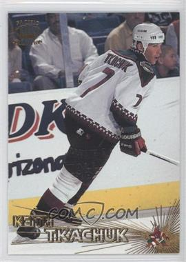 1997-98 Pacific Crown Collection - [Base] - Fall Expo Embossing #28 - Keith Tkachuk