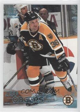 1997-98 Pacific Crown Collection - [Base] - Ice Blue #157 - Jeff Odgers