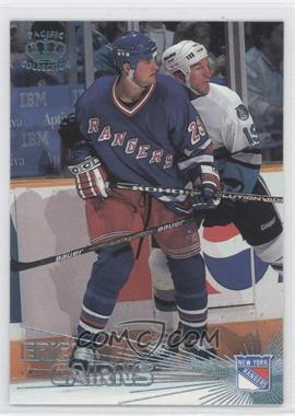 1997-98 Pacific Crown Collection - [Base] - Ice Blue #301 - Eric Cairns